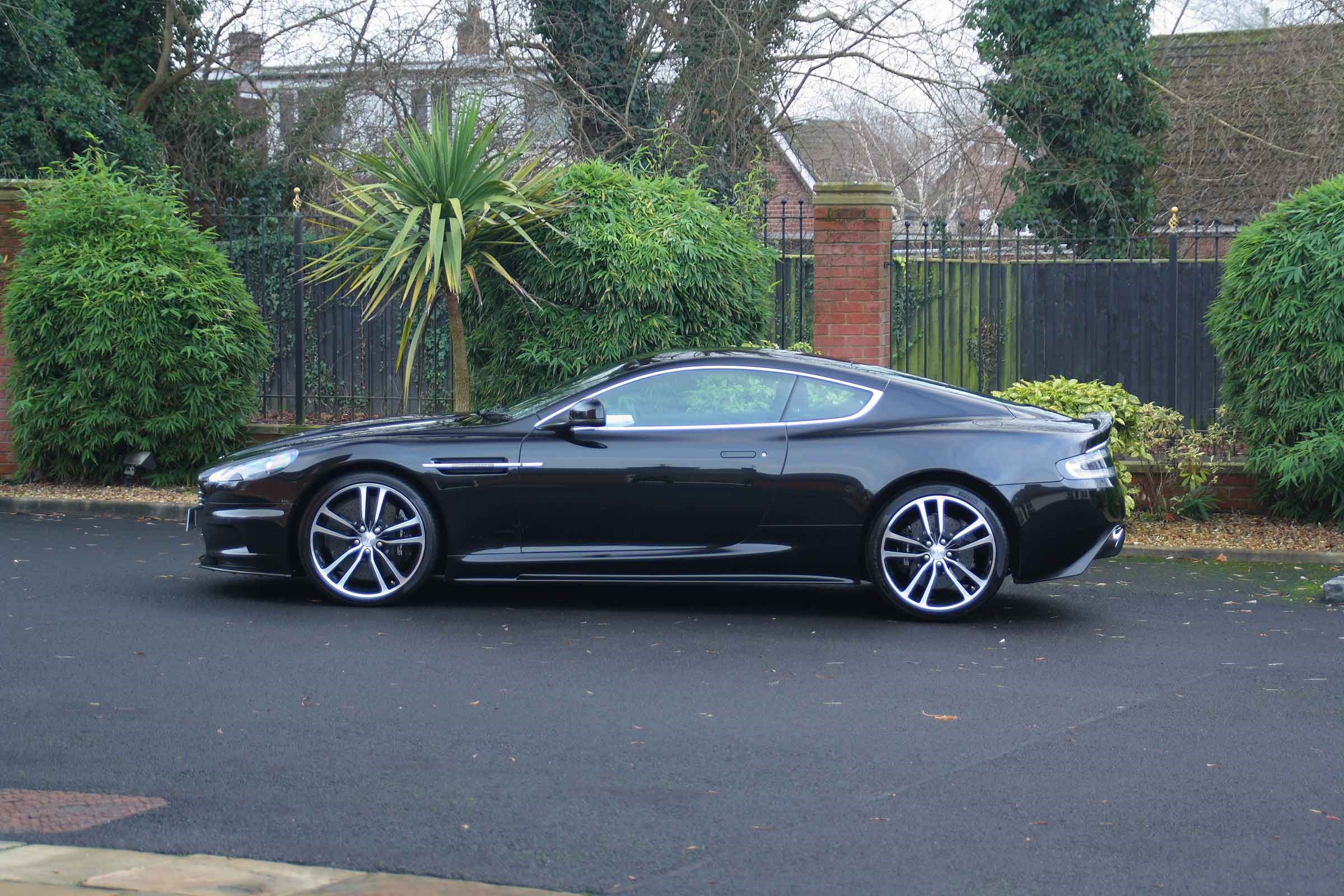 The Aston Martin Dbs Carbon Black Limited Edition Spec