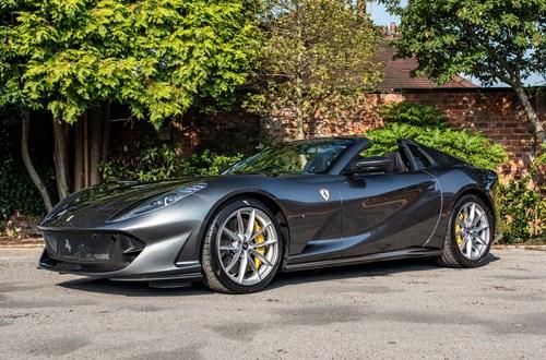 New 2020 Ferrari 812 GTS